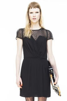 Wrightsville Dress Black