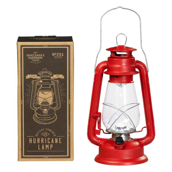 Hurricane LED Lamp