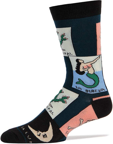 Loteria Women's Crew Socks