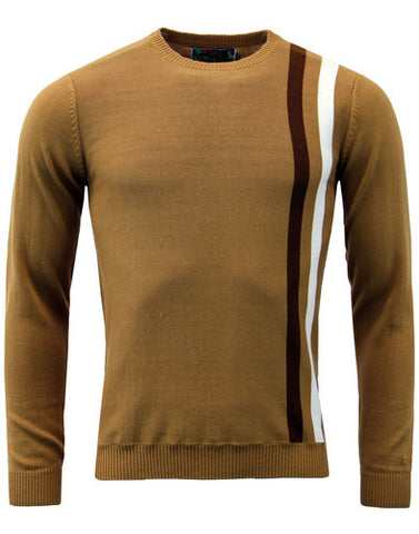 Action Racing Jumper Caramel