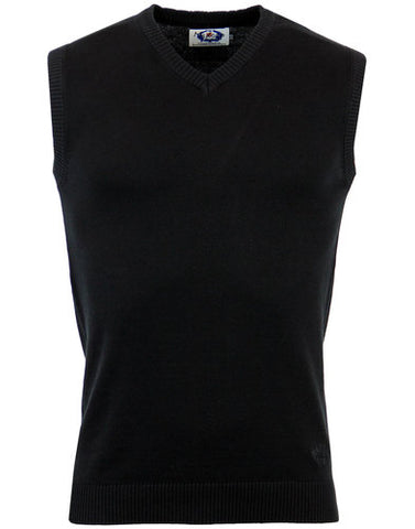 Beatty V-Neck Sleeveless Sweater