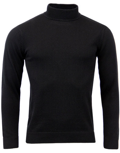 Eastwood Jumper Turtleneck Black