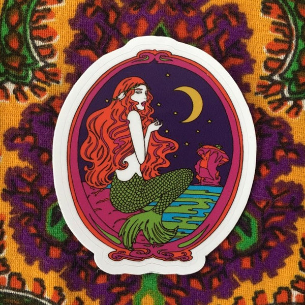 Mermaid Sticker 5""
