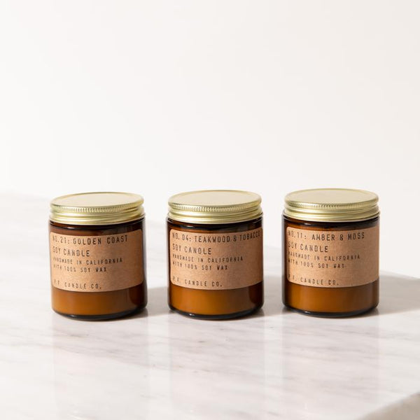 Essentials Combo Mini Soy Candle Gift Set