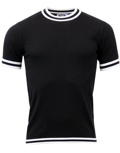 Moon Jumper Shirt Black