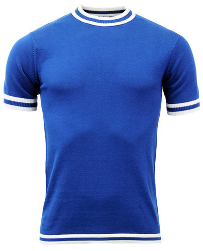 Moon Jumper Shirt Royal Blue