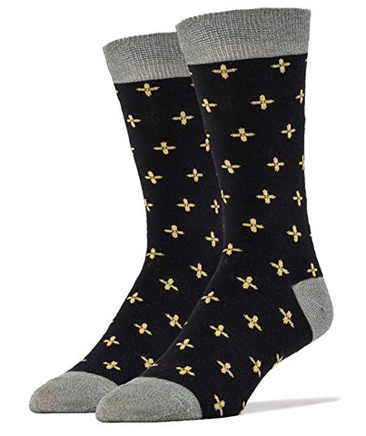 Mr. Graham Bamboo Men's Crew Socks