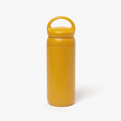 Day Off Tumbler Mustard 500ml