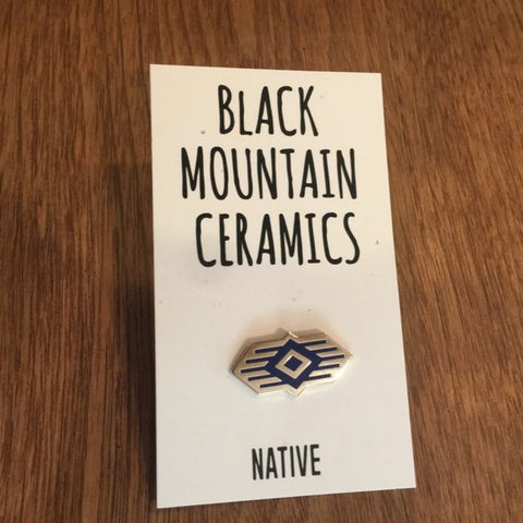 Native Enamel Pin