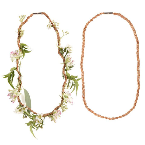 Huckleberry Fresh Flower Necklace DIY Kit