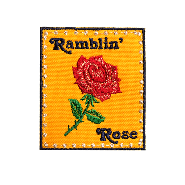 Ramblin Rose Patch