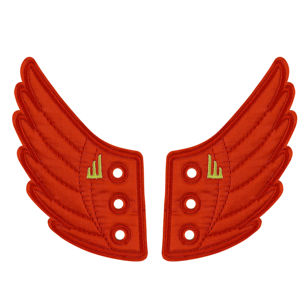 Shwings Wings Red