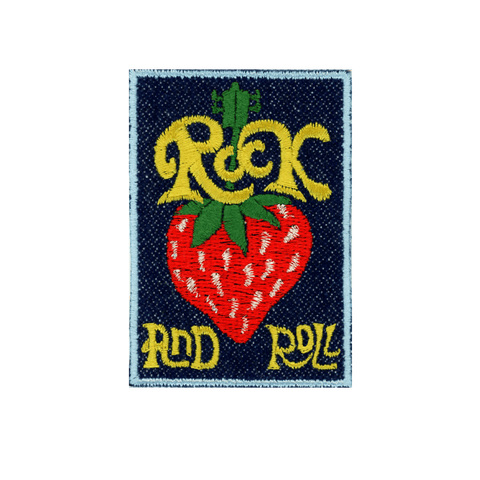 Rock and Roll Berry Patch