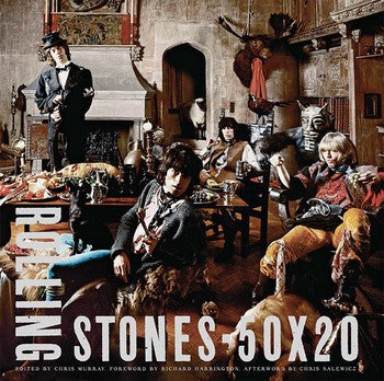 Rolling Stones 50x20 Book