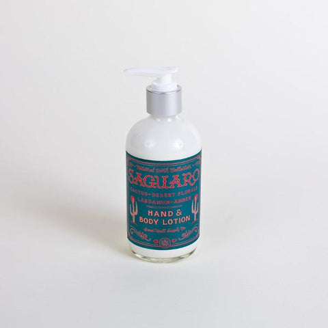 Saguaro Hand & Body Lotion