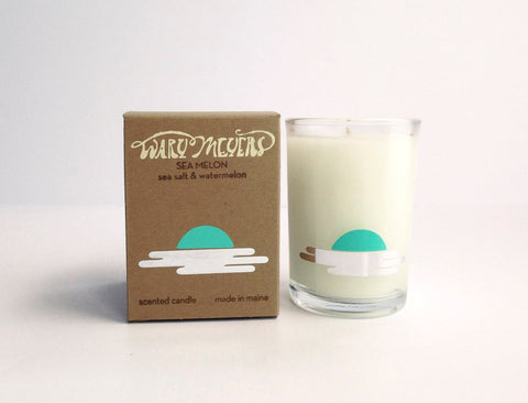Sea Melon Candle