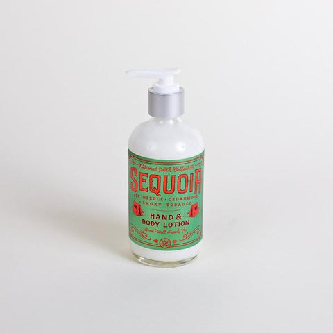 Sequoia Hand & Body Lotion