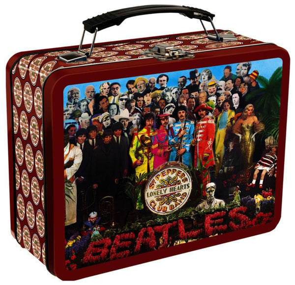 The Beatles Sgt. Pepper's Tin Lunch Box