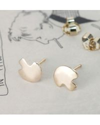 Shroom Studs Earrings