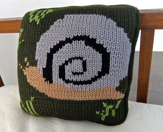 Snail Pillow