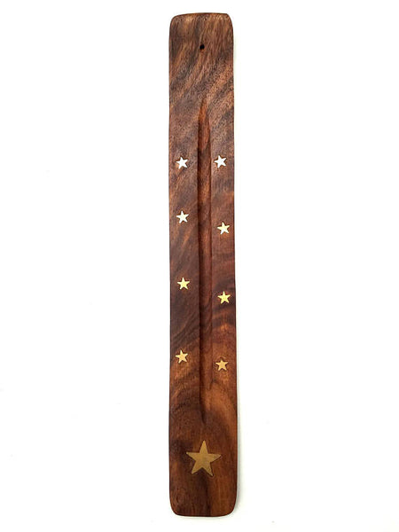 Wooden Incense Holder Star
