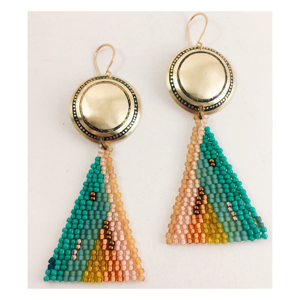 Sugar Candy Mountain Earrings