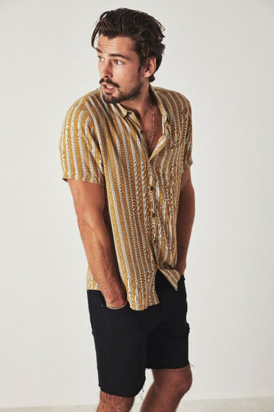 Bon Shirt Sun Stripe
