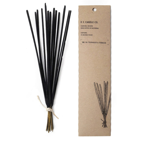 Teakwood & Tobaco Incense 15 sticks