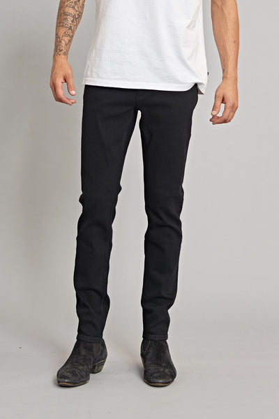 Thin Captain Faberge Jeans Black