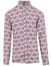 Wallflower Viscose Mod Shirt
