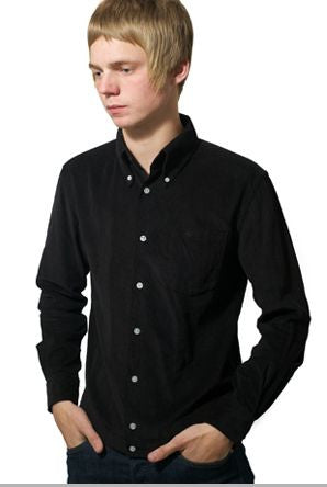 Wapping L/S Button Down Curduroy