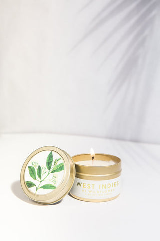 West Indies 4 oz. Candle