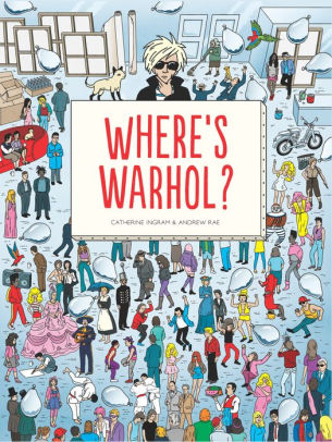 Where's Warhol? Book
