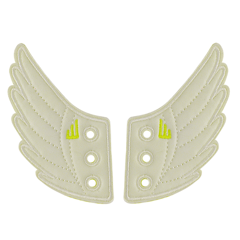 Shwings Wings White