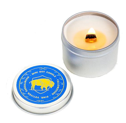 Yellowstone Mini Candle 2 oz.