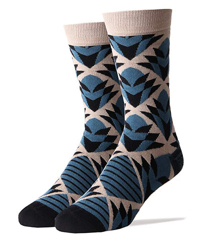 York Ave Women's Bamboo Crew Socks
