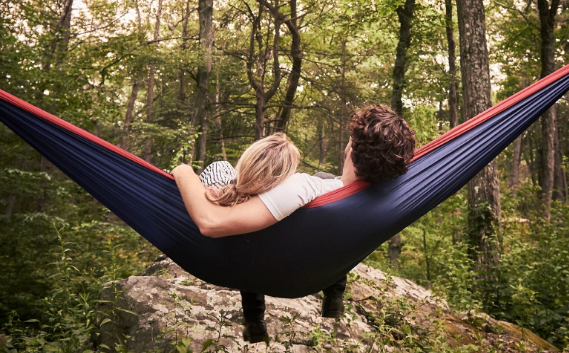 double hammock camping  fun and adventure with your camping partner double hammock camping  fun and adventure with your camping      rh   littleriverco