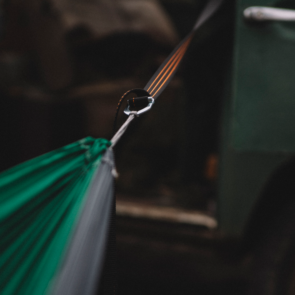A Case for the Hammock Straps Alternative Title: Why You Need to Use Hammock Straps