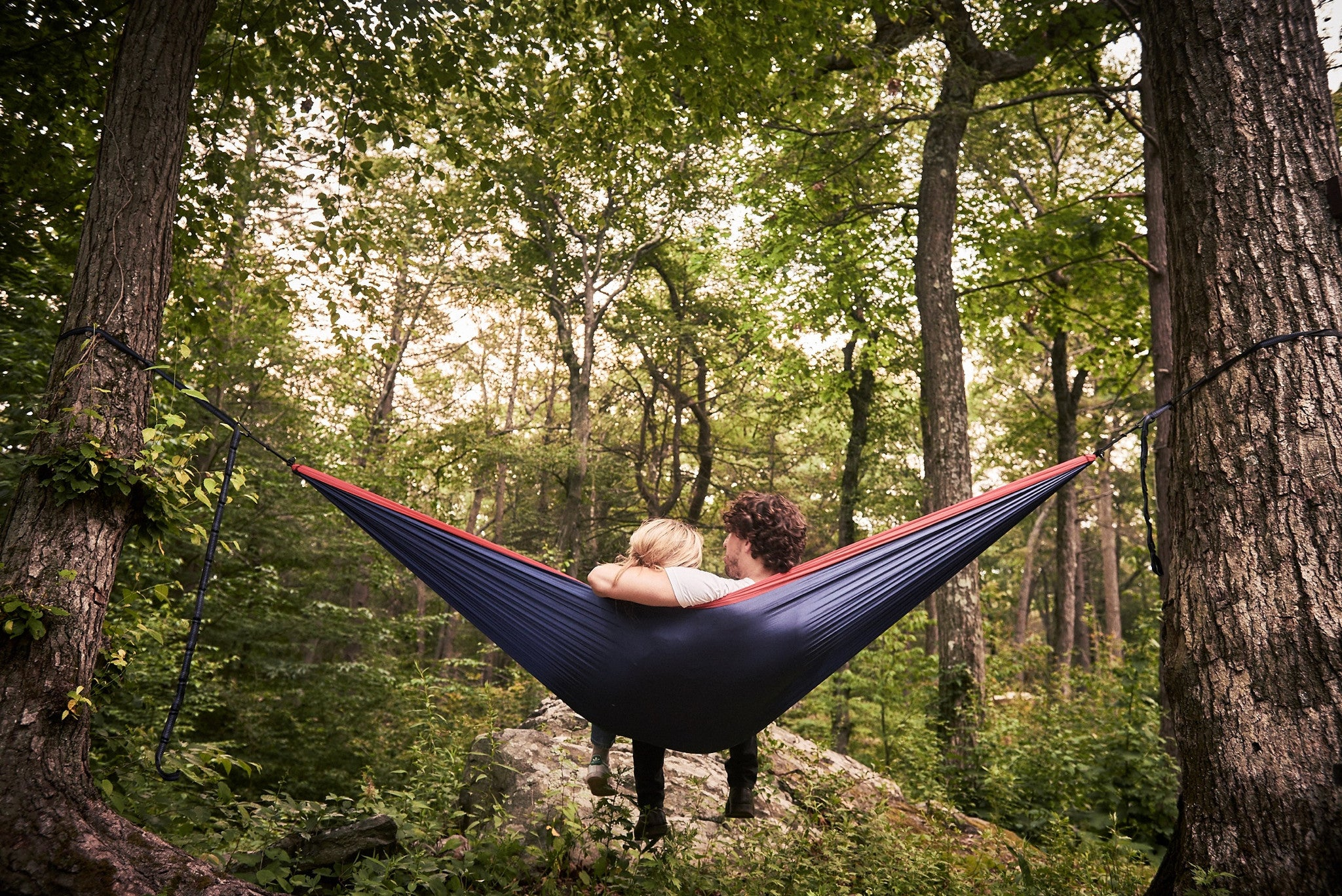 Two Person Hammock Doubles Your Outdoor Enjoyment