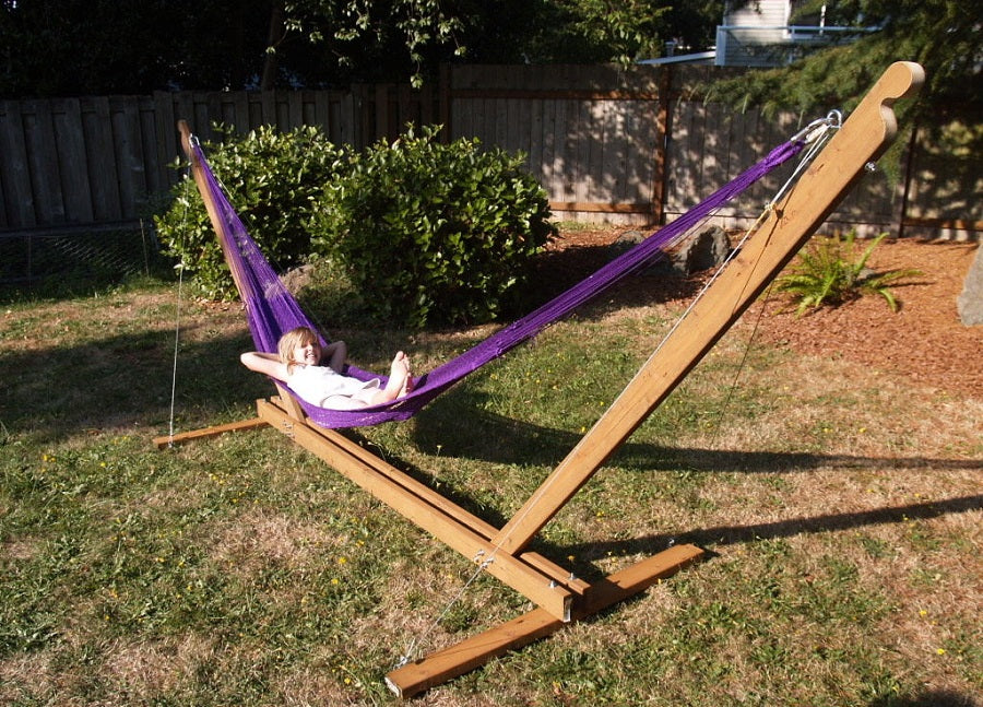 Now That You Know How To Make A Rope Hammock Will Always Have Comfortable Way Relax If Want Hang Out In The Backyard Then May