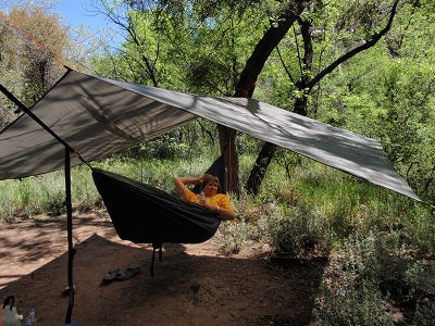 hammock camping accessories  some prefer to enjoy full coverage from a tarp to keep all chance of rain and wind away while others opt for a smaller     what u0027s the best hammock gear    little river co   rh   littleriverco