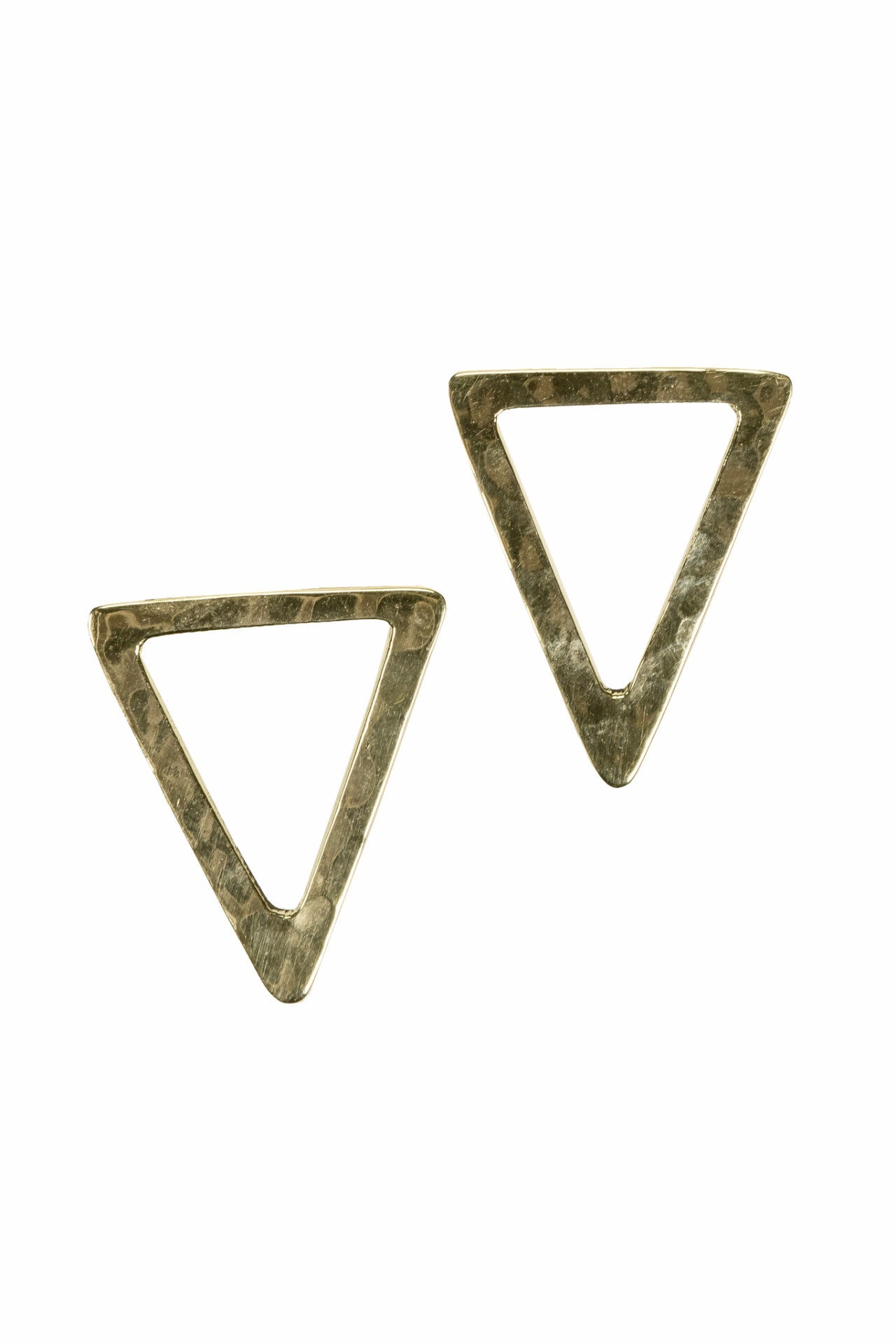 Mini Equator Stud - Brass