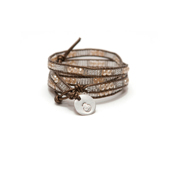Urban Bling 4x Wrap Bracelet