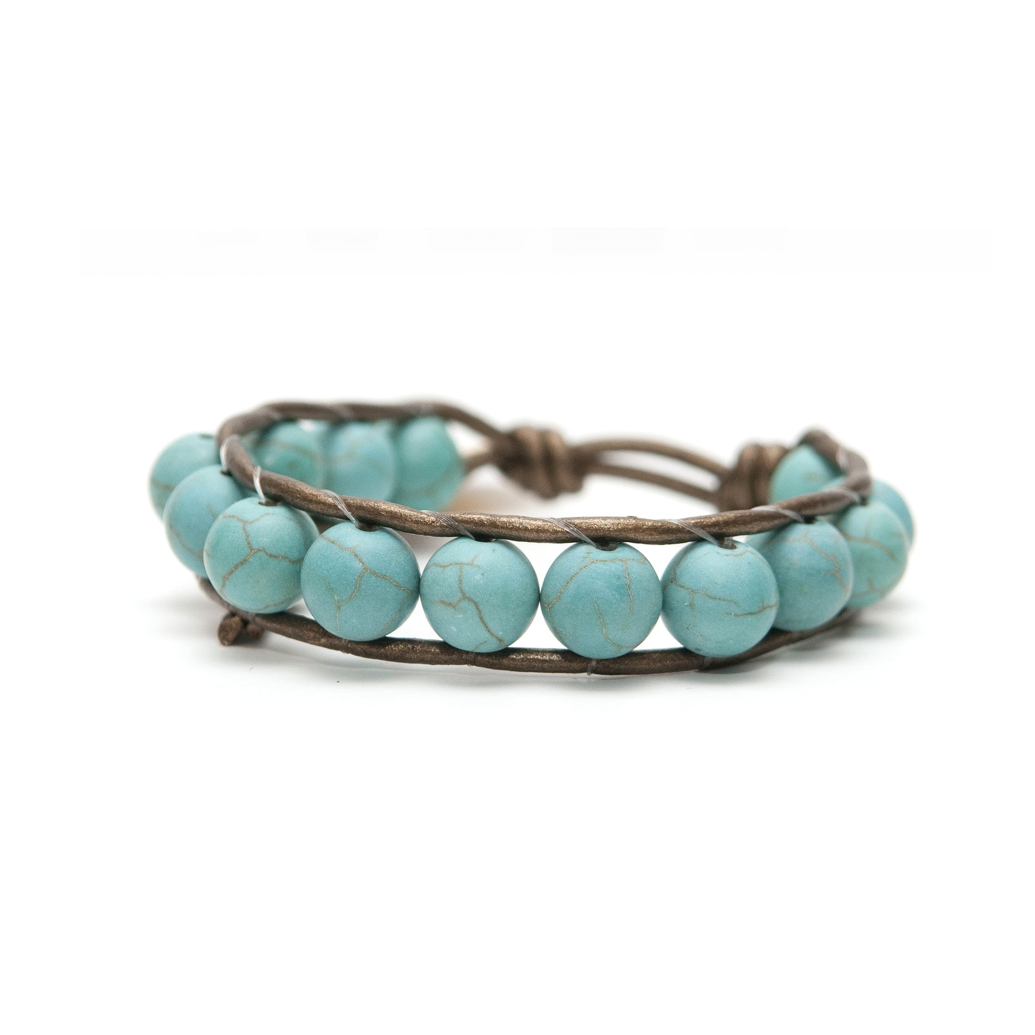 Tied Together Wrap Bracelet