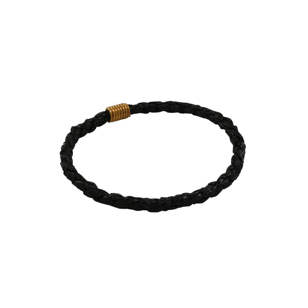 Men's Black Bengal Bangle
