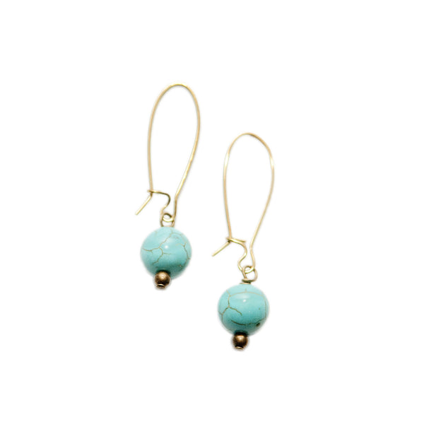 Drop of Simplicity Earrings