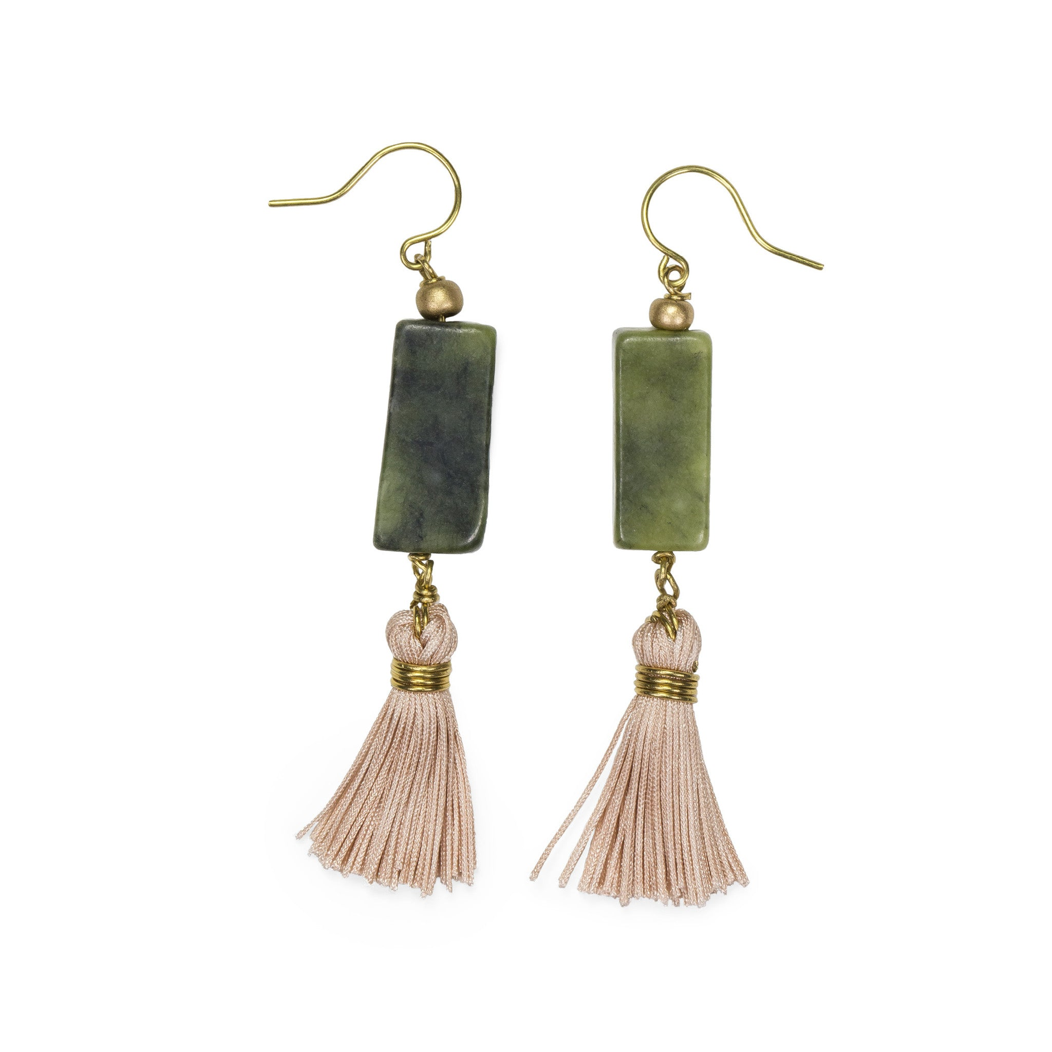 Chama Tassel Earrings