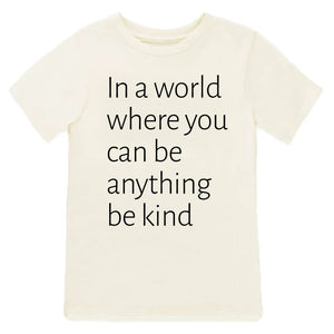 Be Kind, toddler shirt