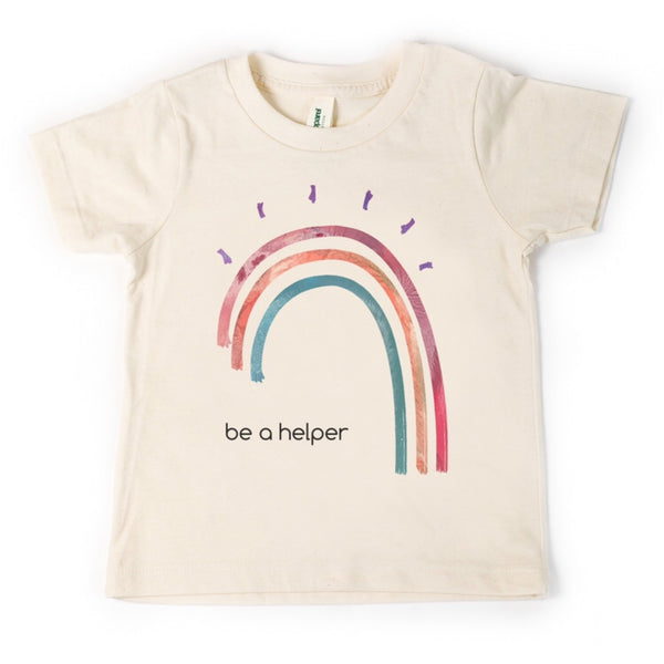 Be a Helper, tshirt