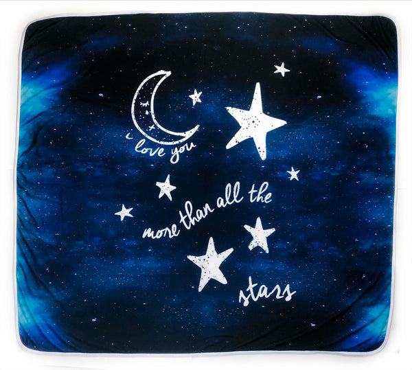 More Than All the Stars, lightweight blanket